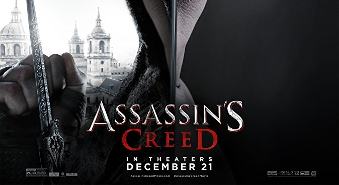 Assassins Creed 2016 Dual Audio Hd 720p Bluray