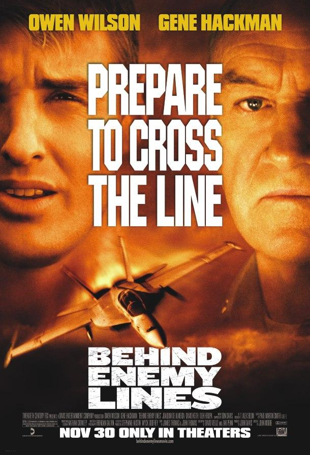 Behind Enemy Lines 2001 480P BRRip Dual Audio